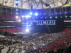 Wrestlemania 27 Weekend (mjpeacecorps) Tags: atlanta georgia 27 wwe georgiadome wrestlemania wm27 wrestlingatlanta