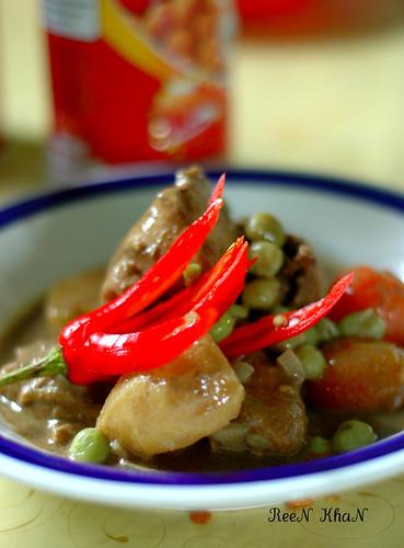 Kurma Ayam