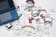Fun With 3Ds (emolish) Tags: love colors demolish heart drawing pokemon soso 3ds mrjr