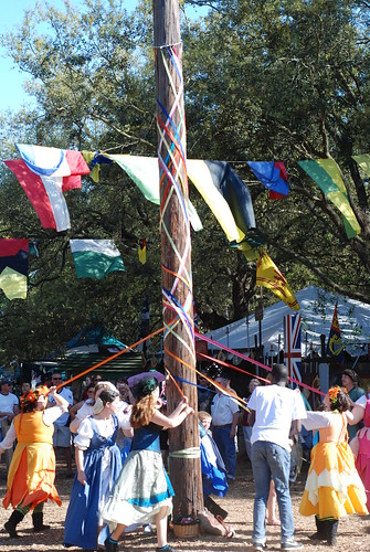may pole at ren fair
