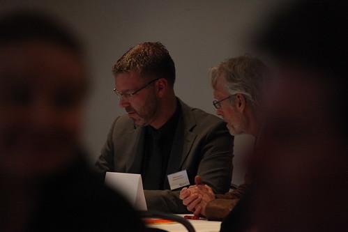 IMG_8219 Kommunchef och bibliotekschef by Johan Lange