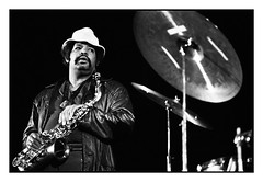 "Julian ""Cannonball"" Adderley (Roberto Polillo (jazz)) Tags: bw music musicians photo jazz sax saxophone adderley cannonball sassofono polillo cannonballadderley julianadderley robertopolillo"