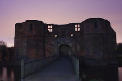 Kirby Muxloe Castle (ash-brown) Tags: longexposure castle leicestershire leicester moat kirbymuxloe