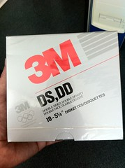 """Zsír új csomag 5 1/4""""-os floppy"""