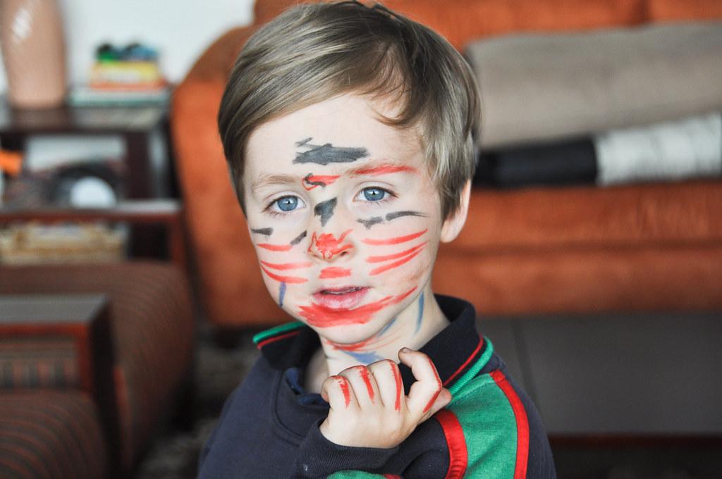 face paint-9