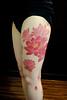 京いれずみ  蛾琴〜がっきん〜 Kyoto tattooer,gakkin,s freehand