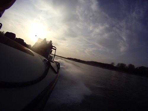 Over de Maas van Rotterdam naar Scheveningen met de nieuwe RING Powercraft