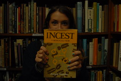 Incest (amyywonder) Tags: vintage bookstore incest travelnsw