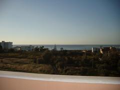 Piso con vistas impresionantes al mar, muy soleado.  Solicite más información a su inmobiliaria de confianza en Benidorm  www.inmobiliariabenidorm.com