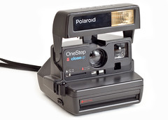 Polaroid One Step 600 Close-Up