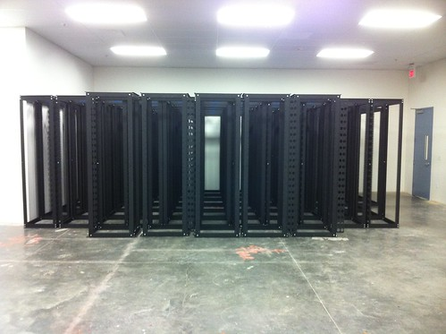 SoftLayer San Jose Data Center Construction