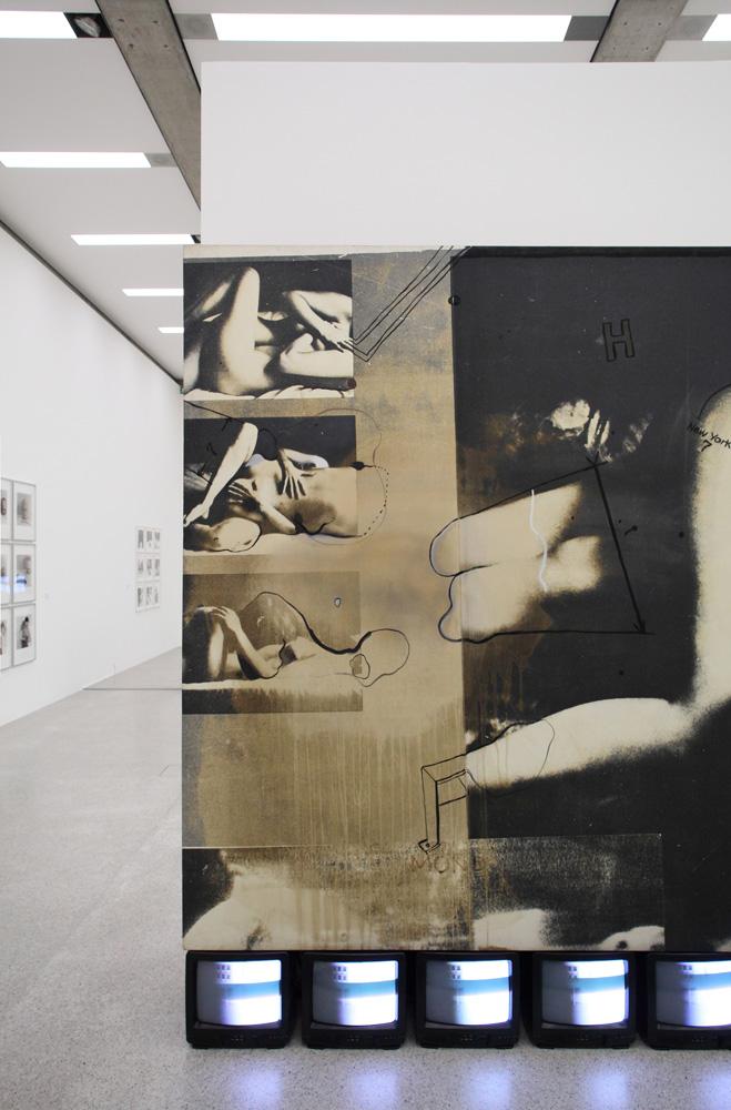 Wolf Vostell, Heuschrecken [Grasshoppers], 1969-1970 2