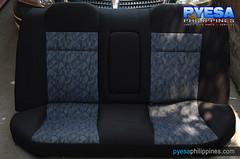 Mitsubishi Lancer Miver Seats