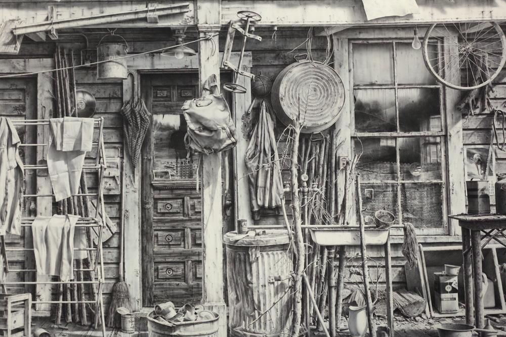Paul Sarkisian, Untitled (Mapleton), 1971-1972 5