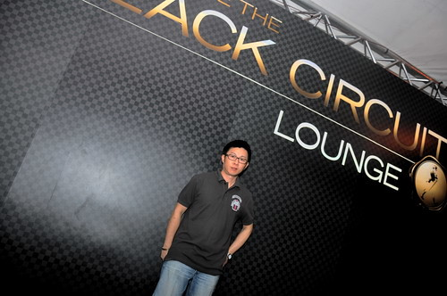 Black. Circuit Lounge 2