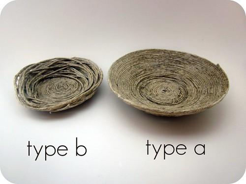 DIY Nest types