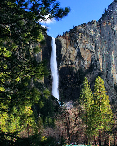 8x10 Yosemite NP Bridal Veil Fall IMG_0930