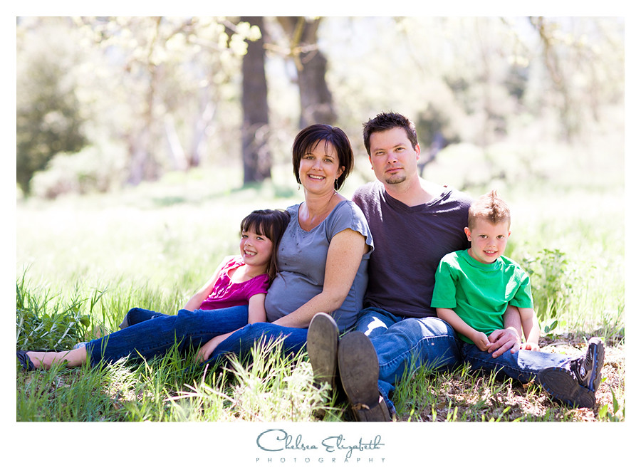 family portrait photography in westlake village