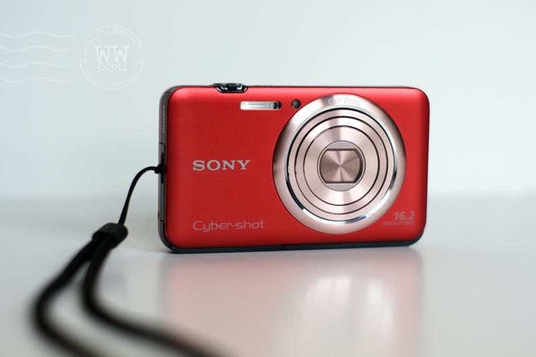Sony Cybershot WX9