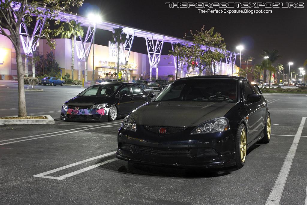 krispy kreme car meet burbank 2015