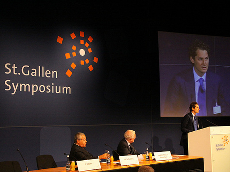 2009 St. Gallen Symposium