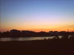 sunset, blurry (inforthekillx) Tags: sunset bay blurry northcarolina outerbanks summerevenings