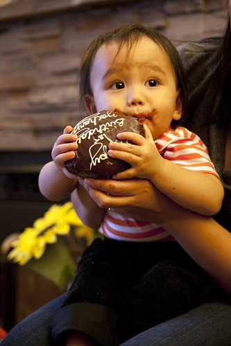 Baby Z turns 1