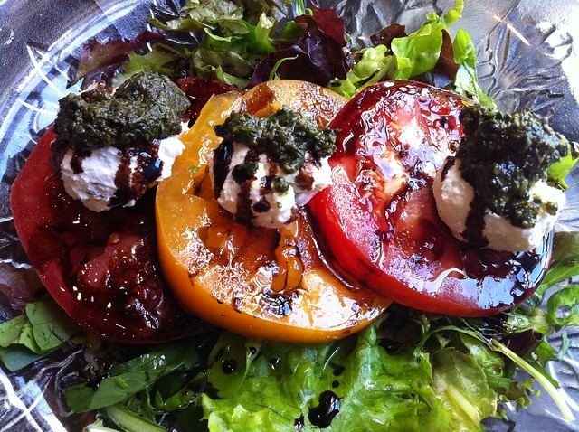 Caprese Salad from The Elegant Farmer, Memphis, Tenn.