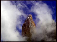 Torre Central_Torres del Paine_Chile (transhumante) Tags: patagonia nubes torresdelpaine parquenacionaltorresdelpaine torrecentral