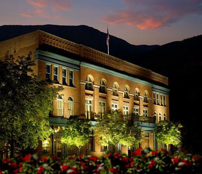 Hotel Jerome Aspen