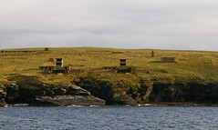 Lookout (RoystonVasey) Tags: world two canon concrete eos one islands scotland orkney war post zoom south sigma lookout bunker ronaldsay 1770mm 400d