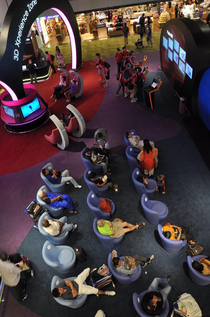 3D Xperience Zone 3D体验区 ...