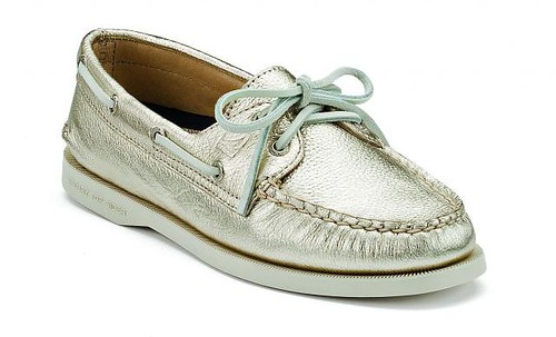 Sperry Top-Sider Authentic Original Metallic Boat Shoe.preview