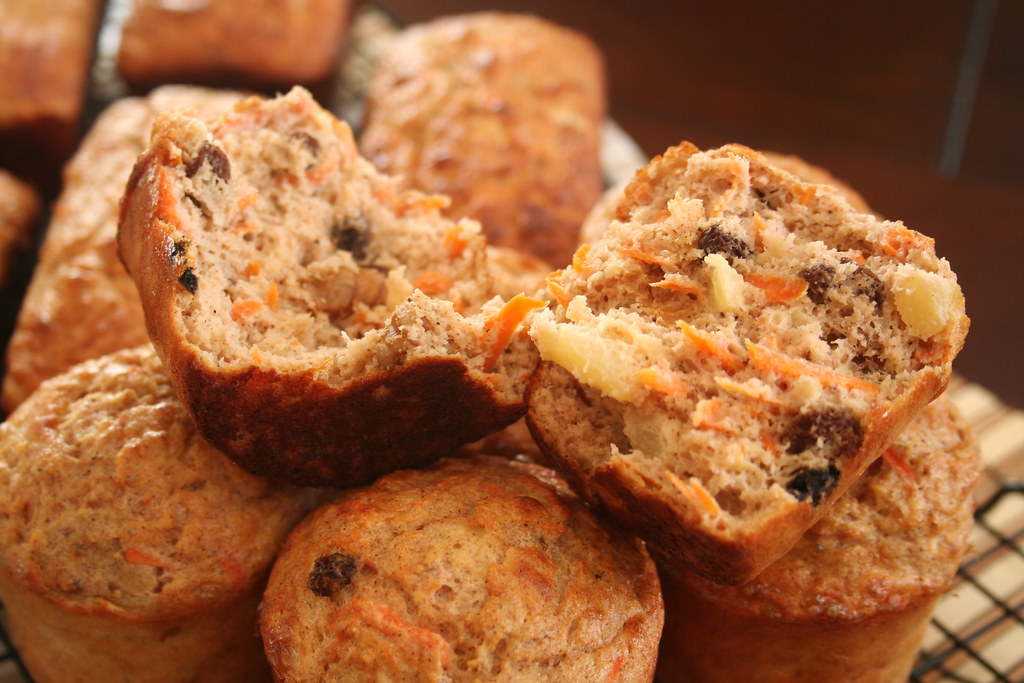 Carrot Muffins -2