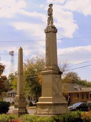Cleveland, TN Confederate Statue