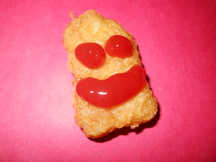 My favorite (Dash Lee) Tags: food chicken yum ketchup tasty nugget chickennugget