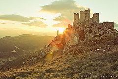 Rocca Calascio (Filippo Venturi) Tags: castle rock set movie castello rocca calascio