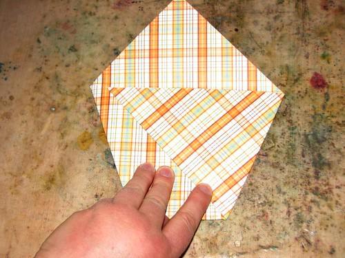 Folded Easter Basket 005