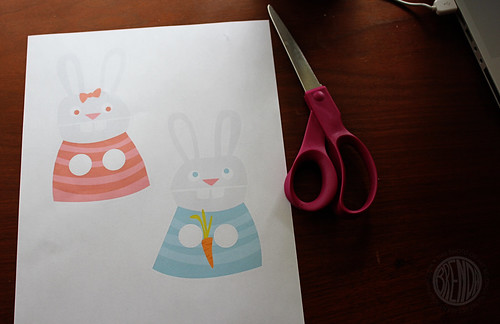 bunny puppets
