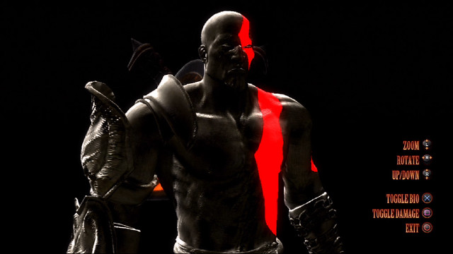 Mortal Kombat: Kratos Highlights