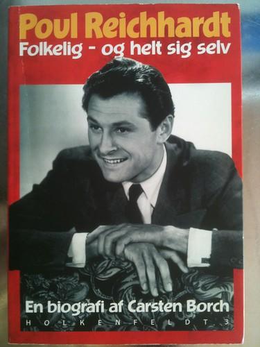Poul Reichhardt biografi