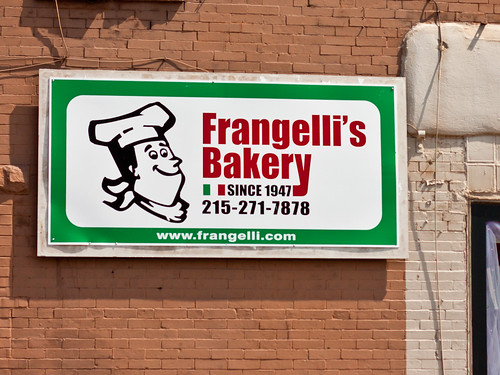 Frangelli's sign