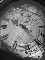 Grandfathers Clock (Will Durrant) Tags: old clock hands time grandfather hour tick nan minutes seconds 920