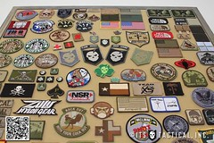 Morale Patch Display Frame 04