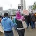 Free Eritrea democracy protest in San Francisco 95