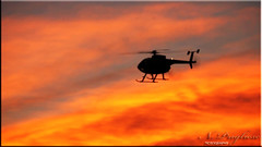 Flying at dusk (Nstor Pugliese) Tags: argentina radio control helicopter yerba helicptero buena tucumn
