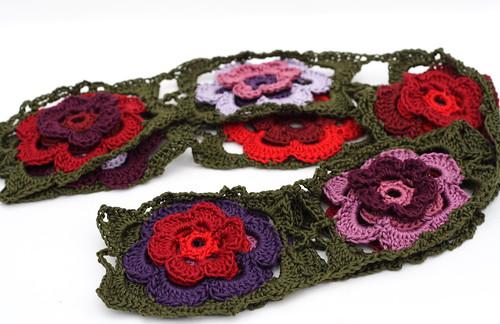 Ella Crochet Scarf