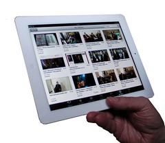 Apple iPad 2 valkoinen