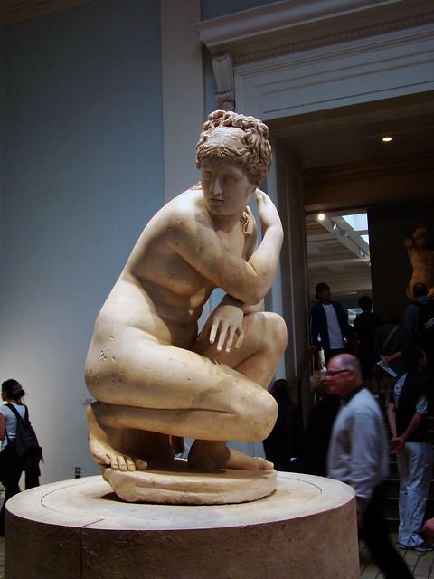DSC07214 British Museum statue