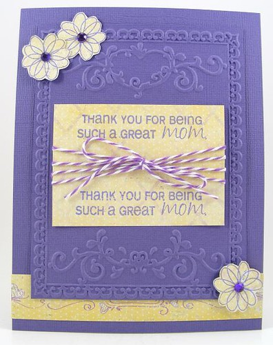 Great Mom Card